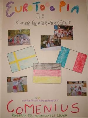 Eurotooopia - unser Theaterprojekt