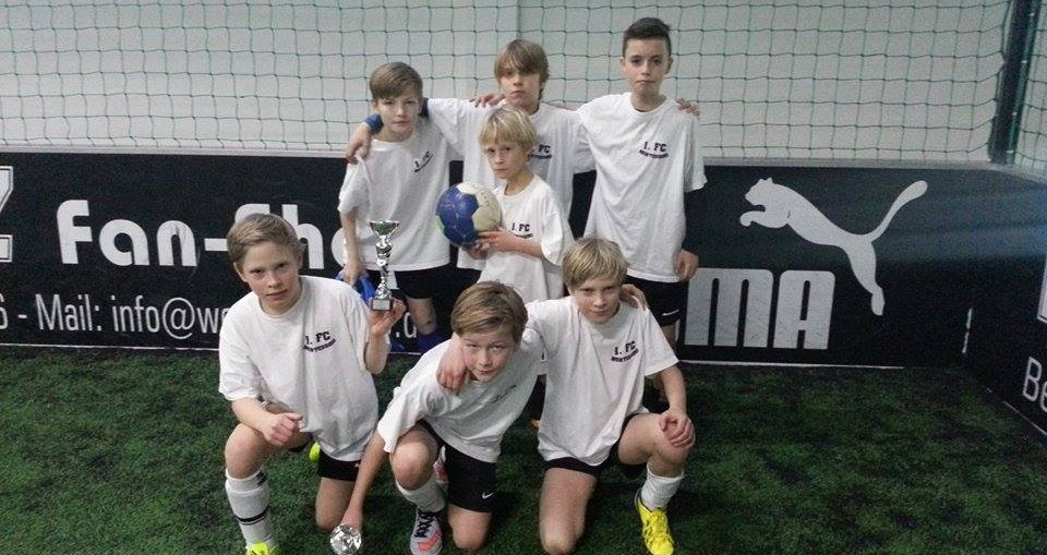 FC Montessori Gruppenbild