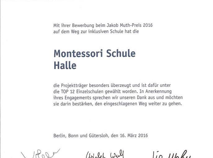 Jakob-Muth-Preis